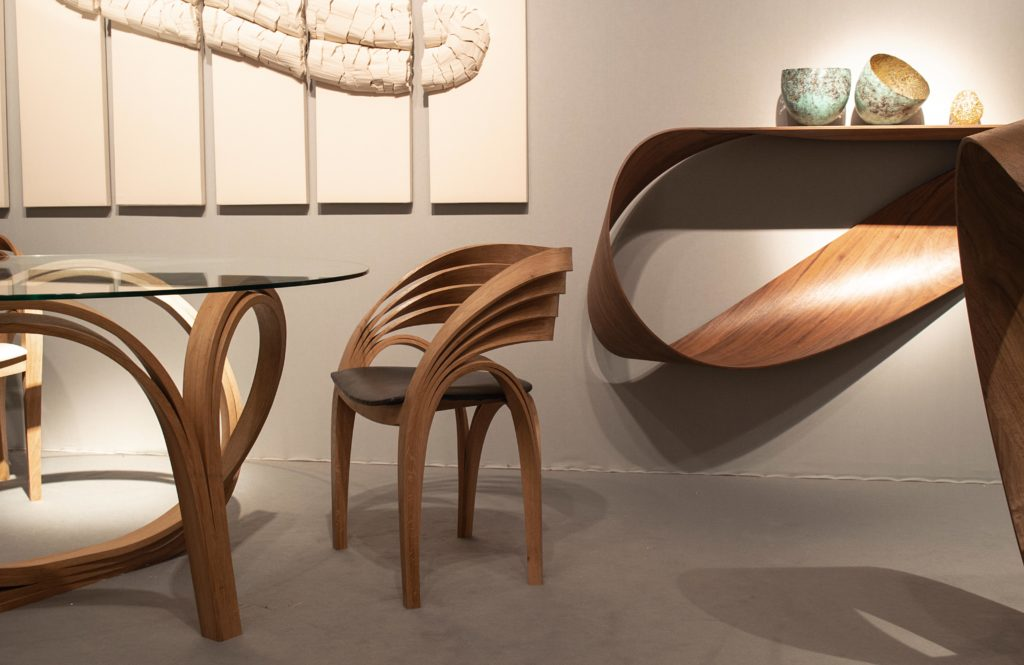 Artisans – Bois – Pierre Renart – PAD – Design and Modern Art fair – Maison Parisienne 04