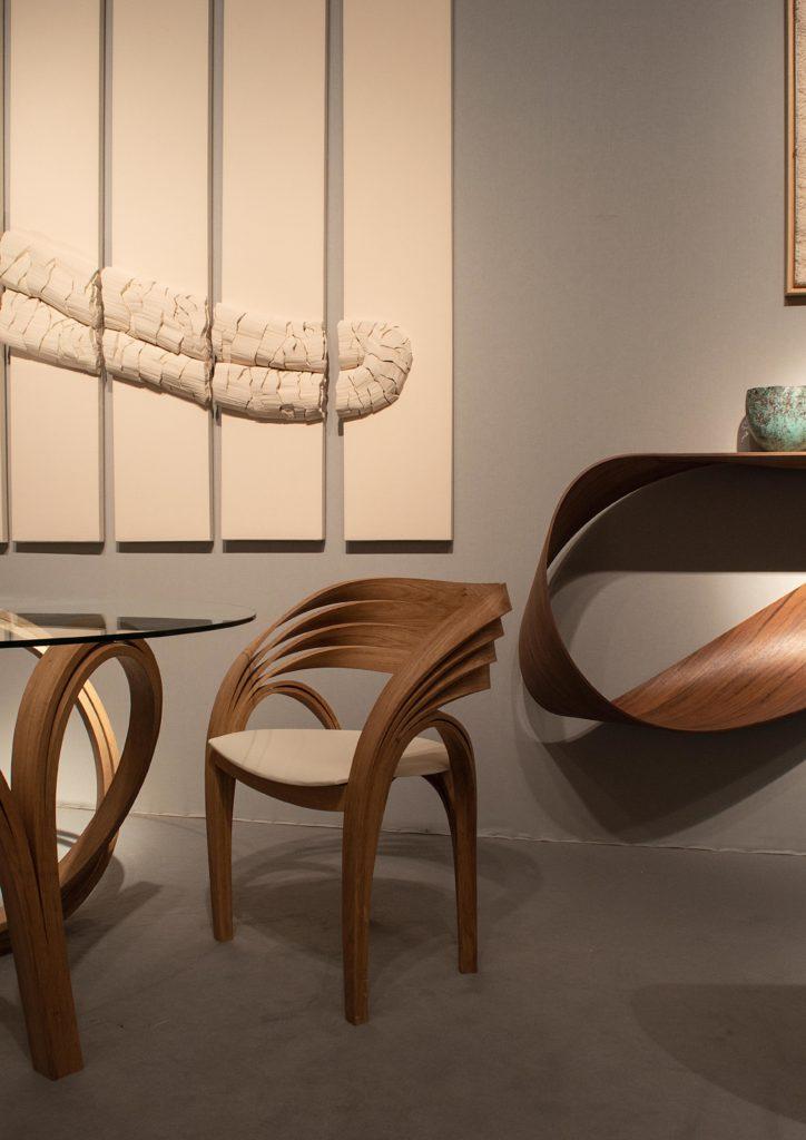 Artisans - Bois - Pierre Renart - PAD - Design and Modern Art Fair -Maison Parisienne